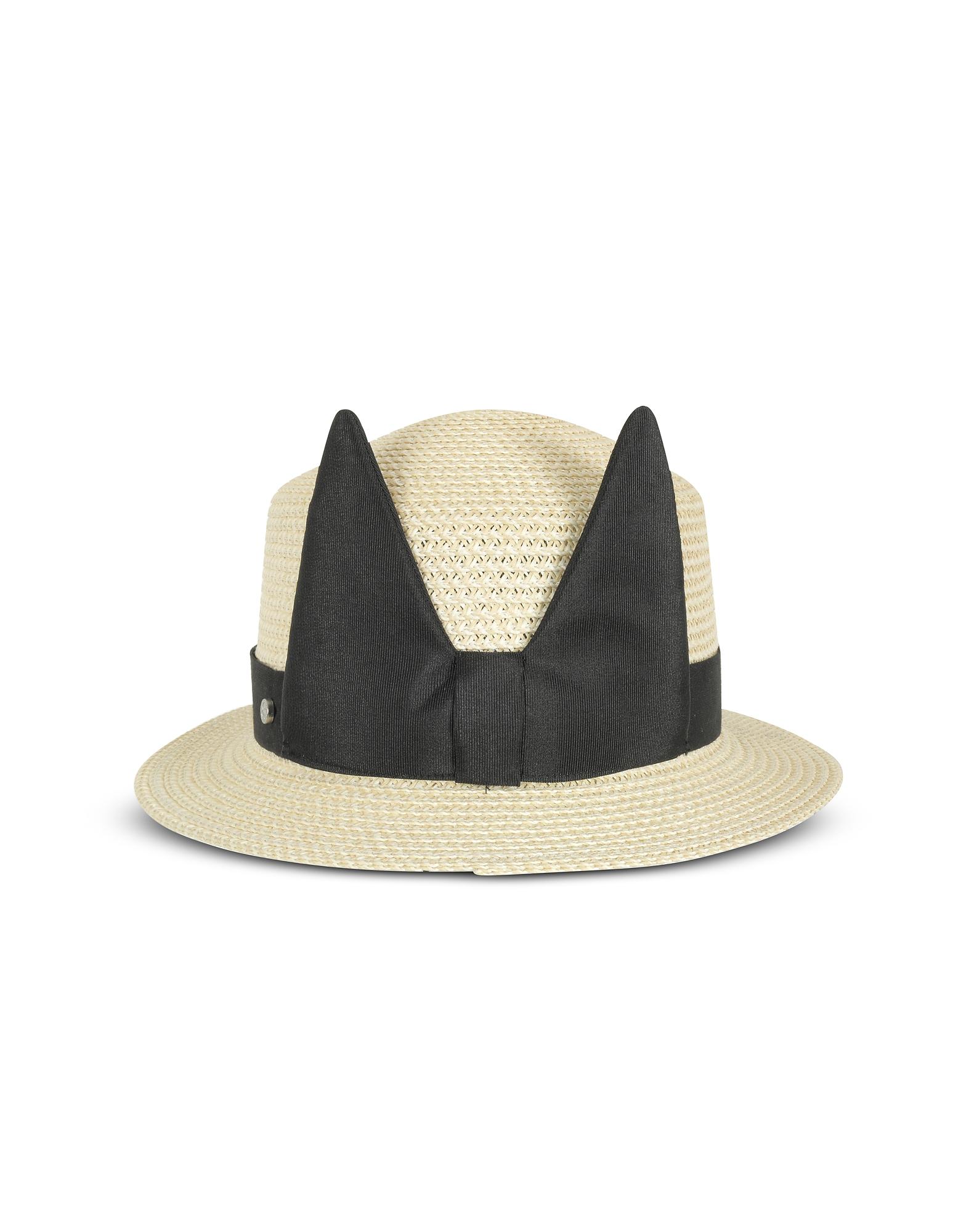 Natural Small Brim Hat от Forzieri.com INT