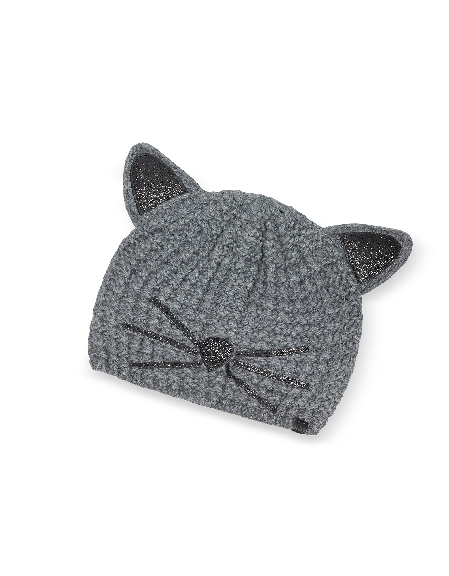 Mouse Grey Choupette Knit Hat от Forzieri.com INT