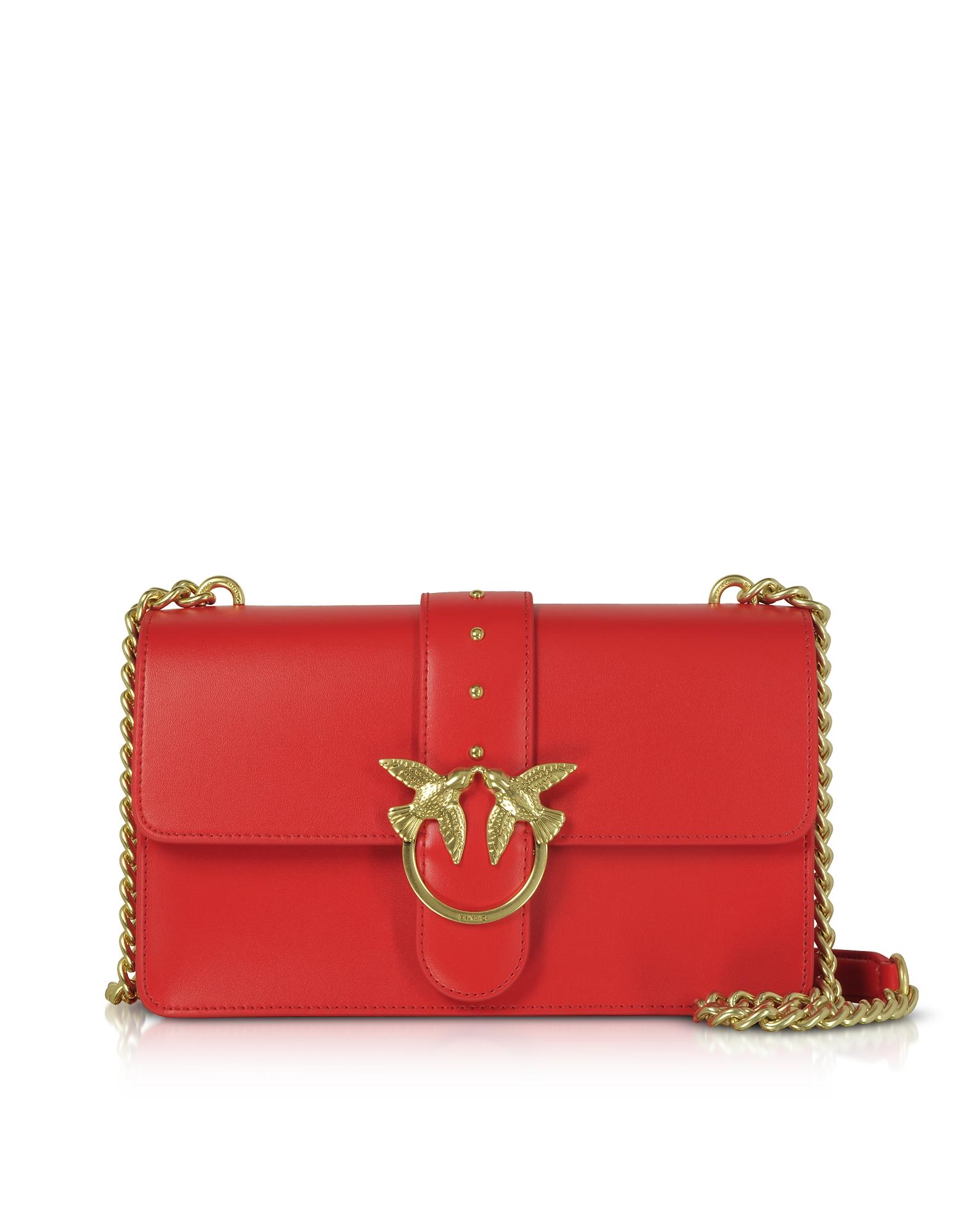 Leather Love Simply 10 Shoulder Bag