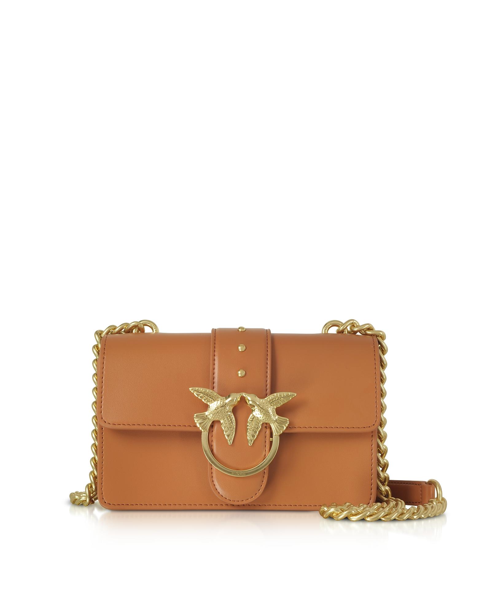 Pinko Handbags, Mini Love Simply 3 Shoulder Bag