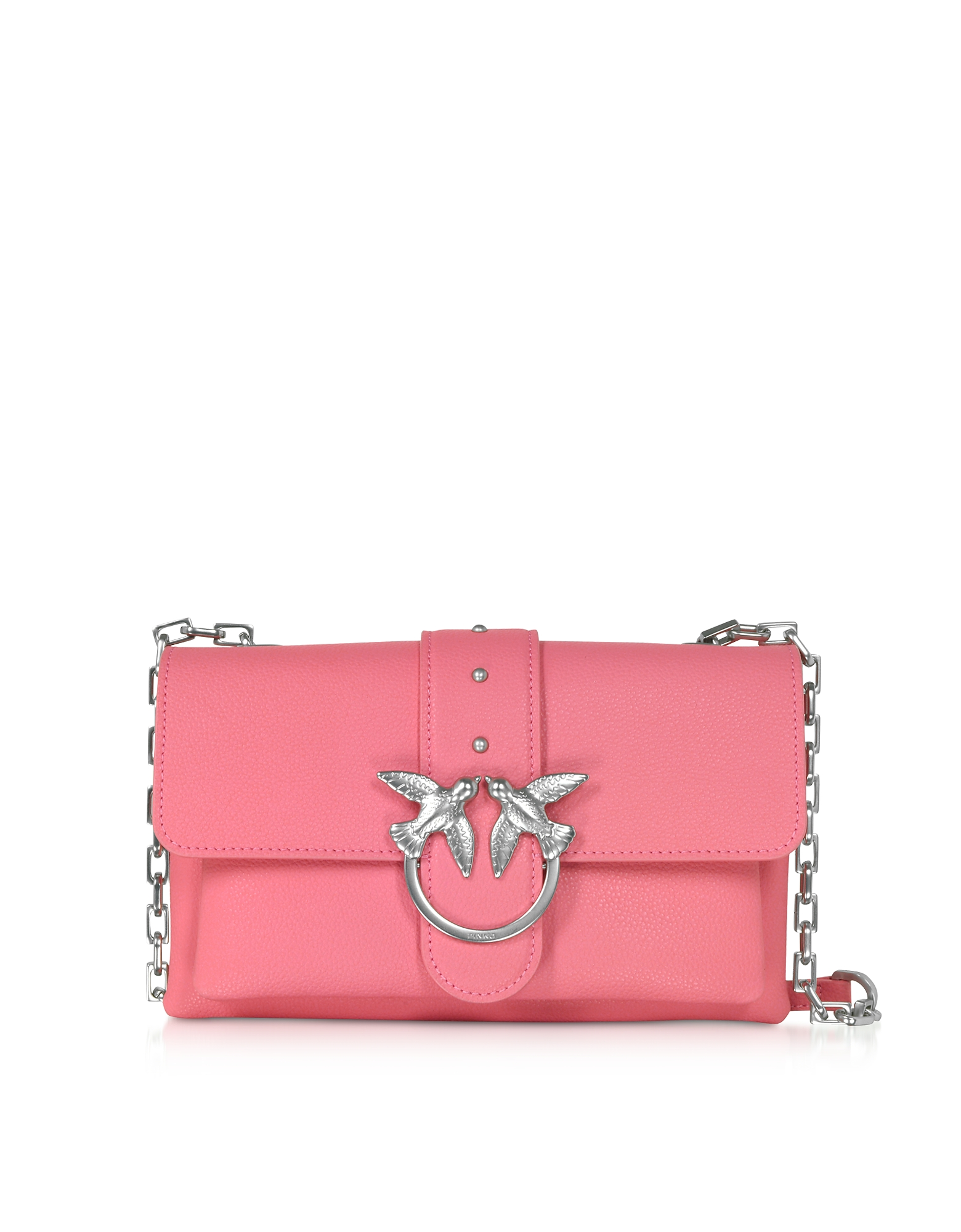 Love Mini Soft Simply - Розовая Сумка на Плечо