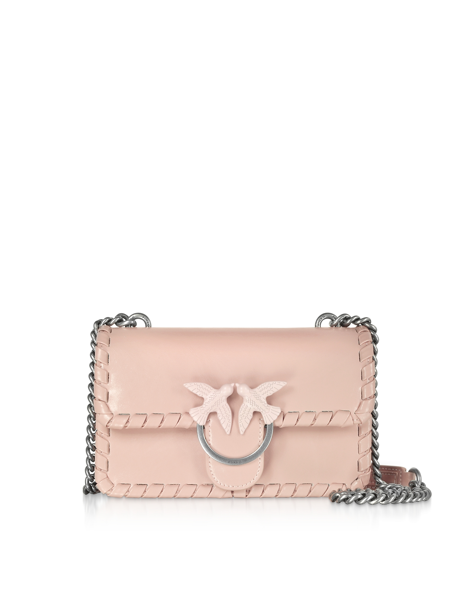 Small Love Twist Shoulder Bag