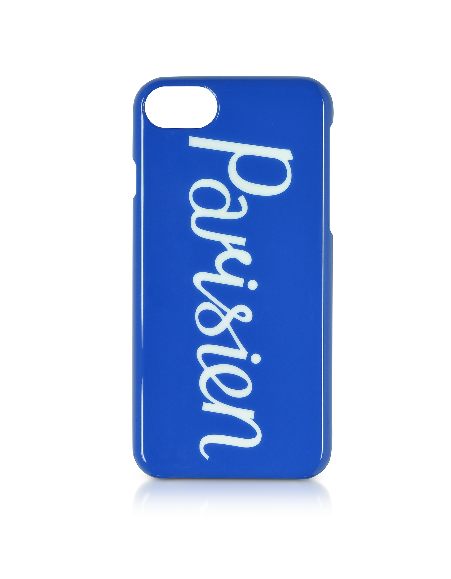 Maison Kitsuné Designer Handbags, Parisien Royal Blue Iphone 7 Case