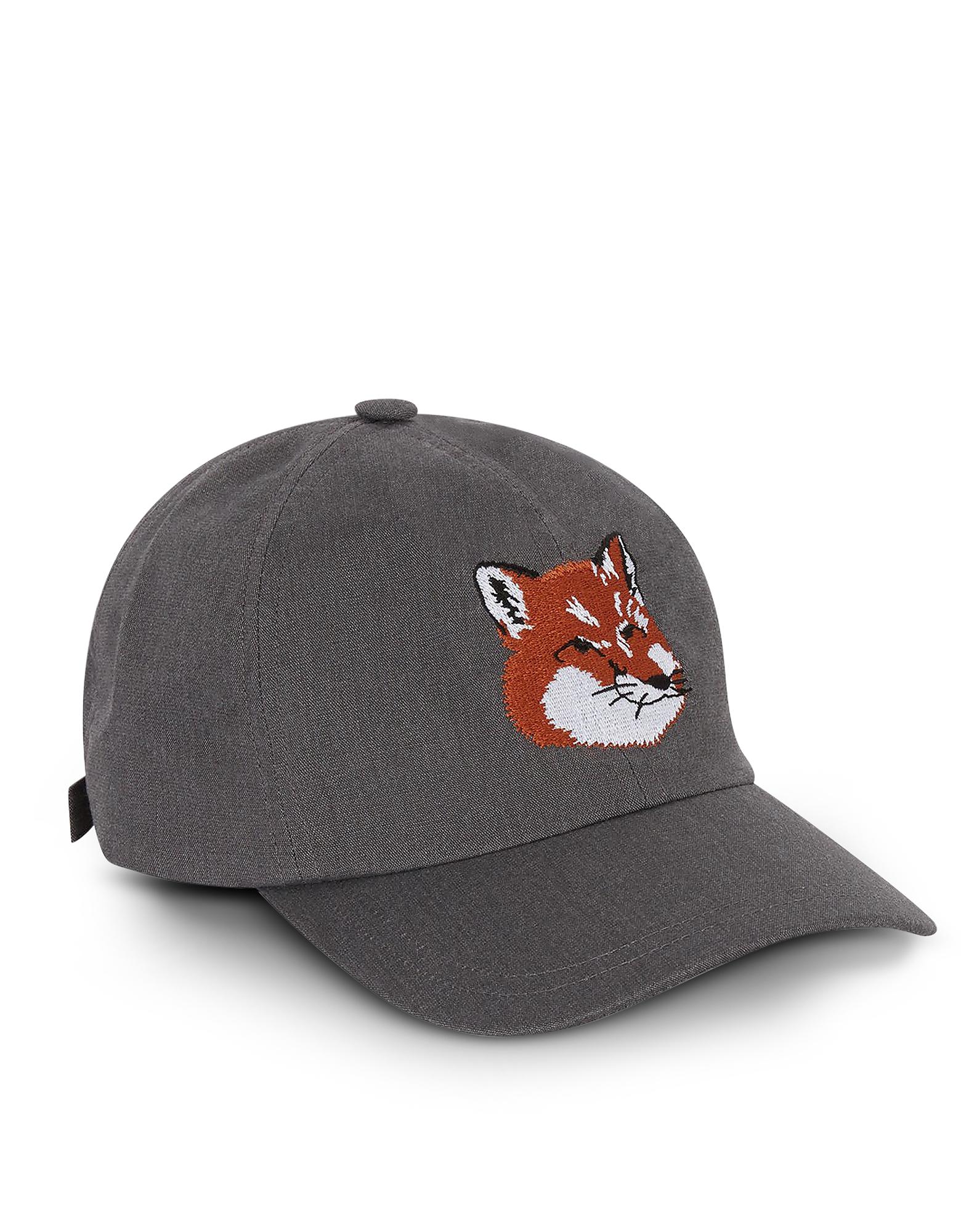 Fox Head 6P Caviar Cotton Blend Baseball Cap