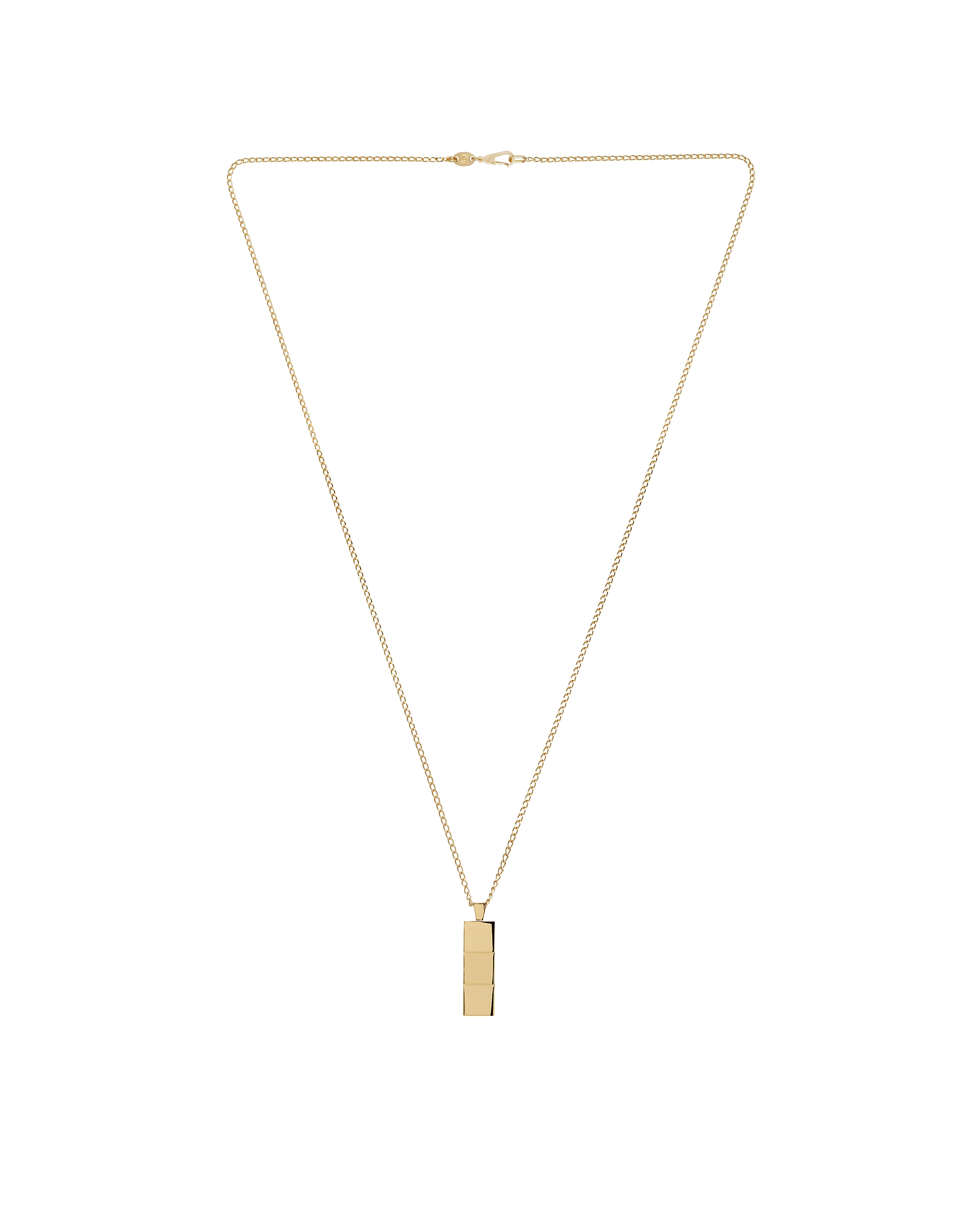Layers Gold-tone Necklace от Forzieri.com INT