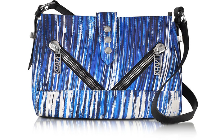 High Wave Leather Kalifornia Bag - Kenzo