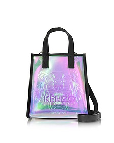 Transaparent Mini Tiger Tote Bag - Kenzo