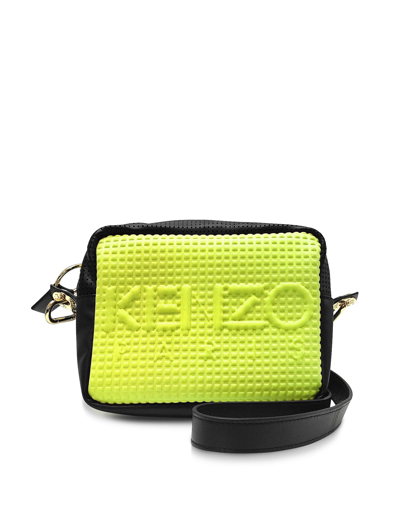 Kenzo - Сумка Через Плечо из Ткани