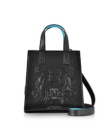 Black Mini Tiger Tote Bag - Kenzo