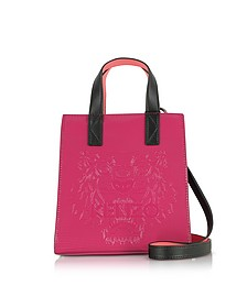 Deep Fuschia Mini Tiger Tote Bag - Kenzo