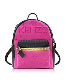 Color Block Neoprene Backpack - Kenzo
