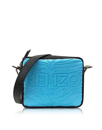 Kenzo - Color Block Neoprene Camera Bag