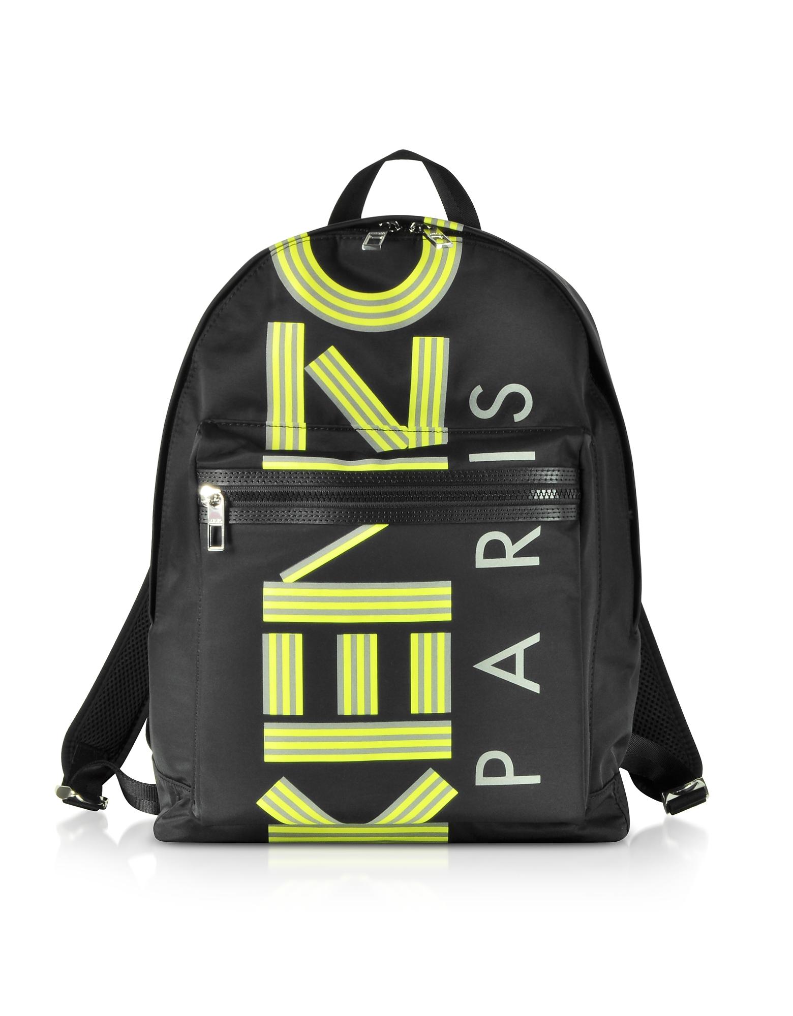 Kenzo Signature Nylon Backpack