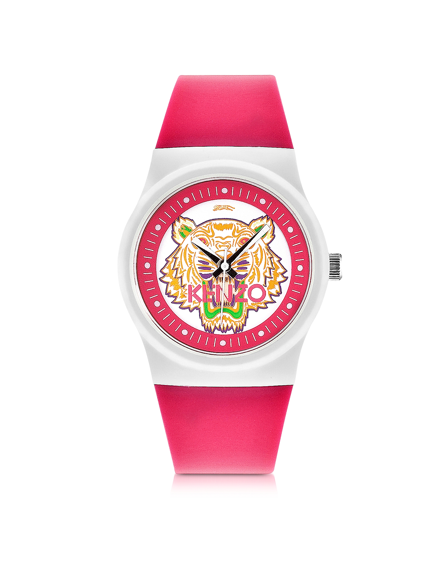 Small Tiger - Розовые Часы