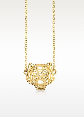 Mini Tiger Necklace - Kenzo