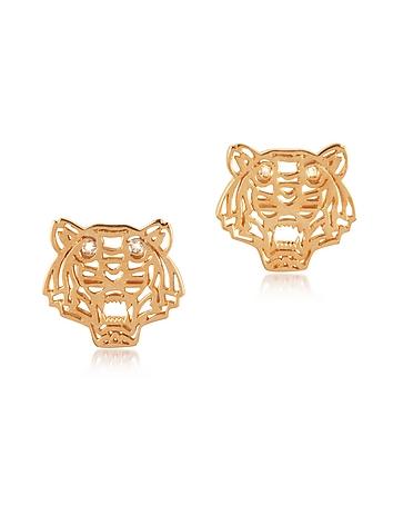 Kenzo - Mini Tiger Earrings