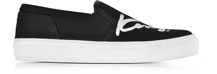 Kenzo Signature Slip on Sneakers - Kenzo