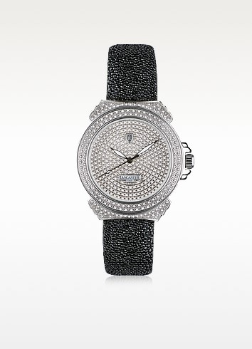 Pillola Deco' Women's Watch w/Diamonds - Lancaster