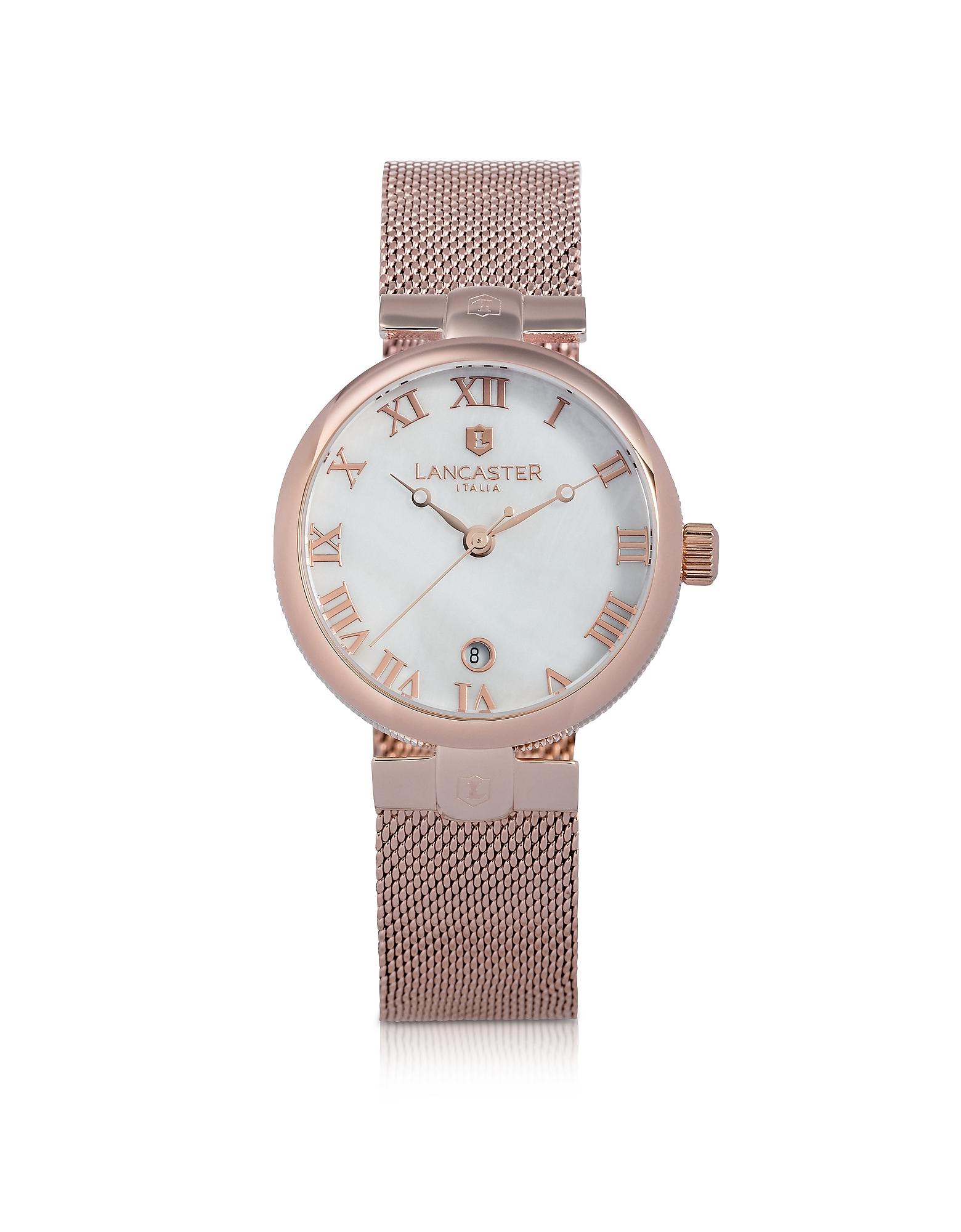 Chimaera - Часы из Нержавеющей Стали Оттенка Розового Золота