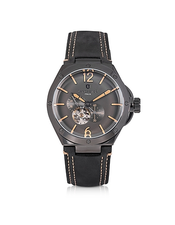 Space Shuttle Meccanico Gunmetal Stainless Steel and