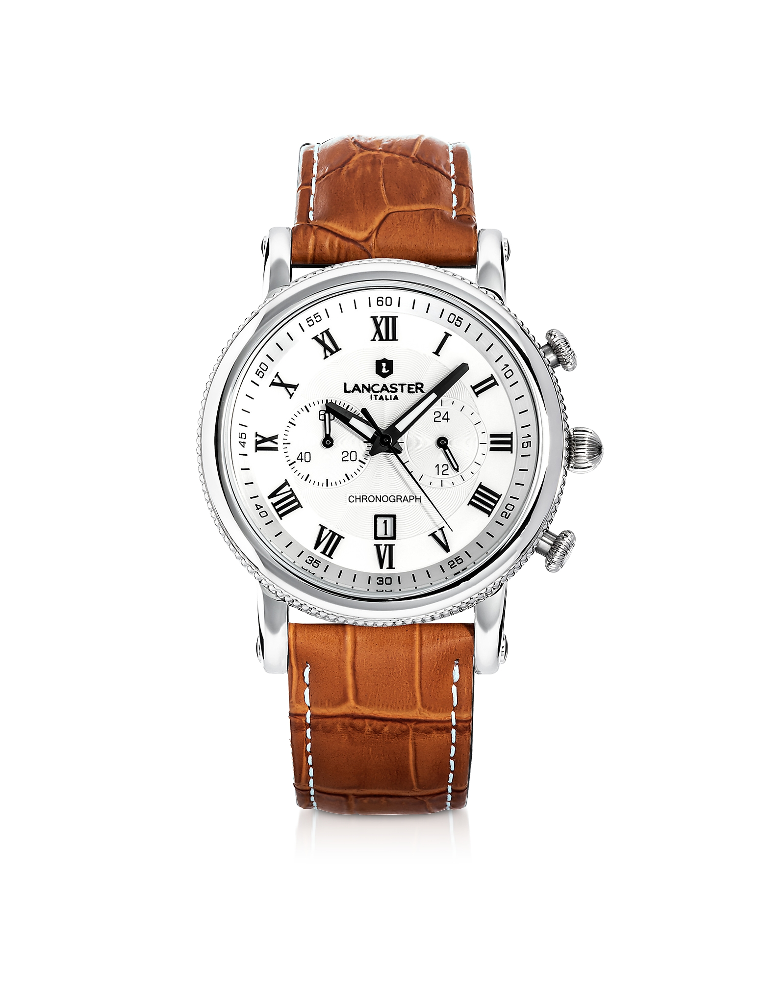 Lancaster Men's Watches, Monarch Stainless Steel Watch