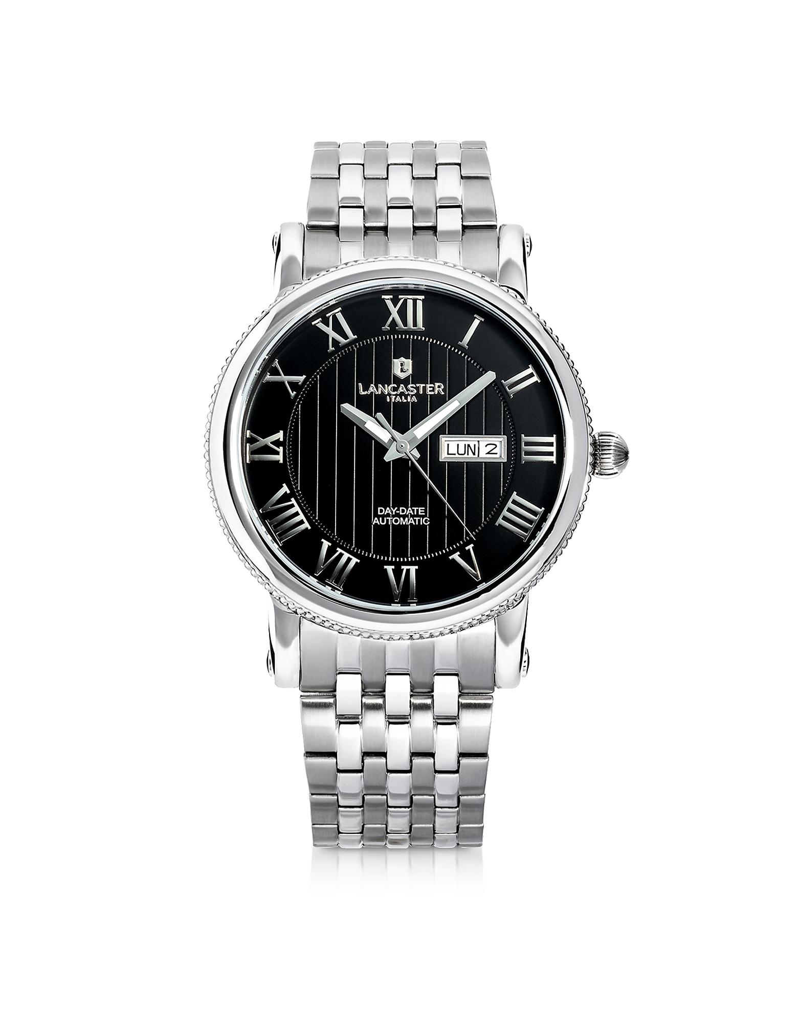 Monarch Watch Automatique En Acier Inoxydable