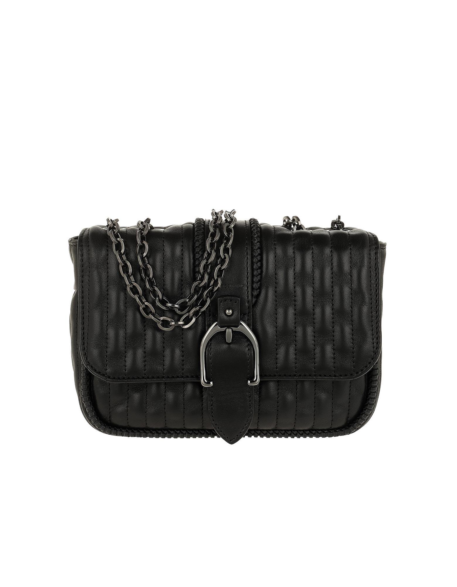 Amazone Hobo Bag Black