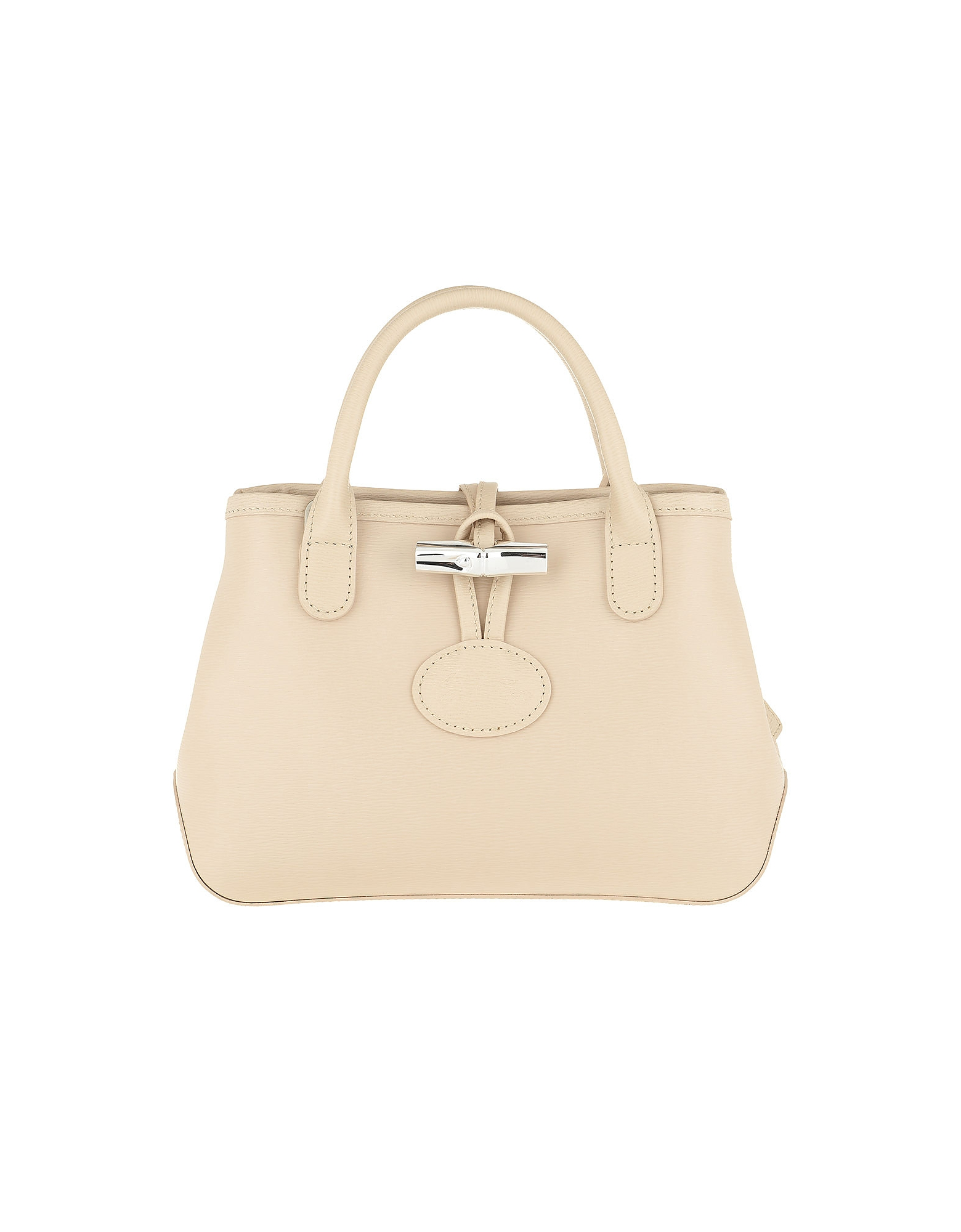 Roseau Crossbody Bag Leather Ivory