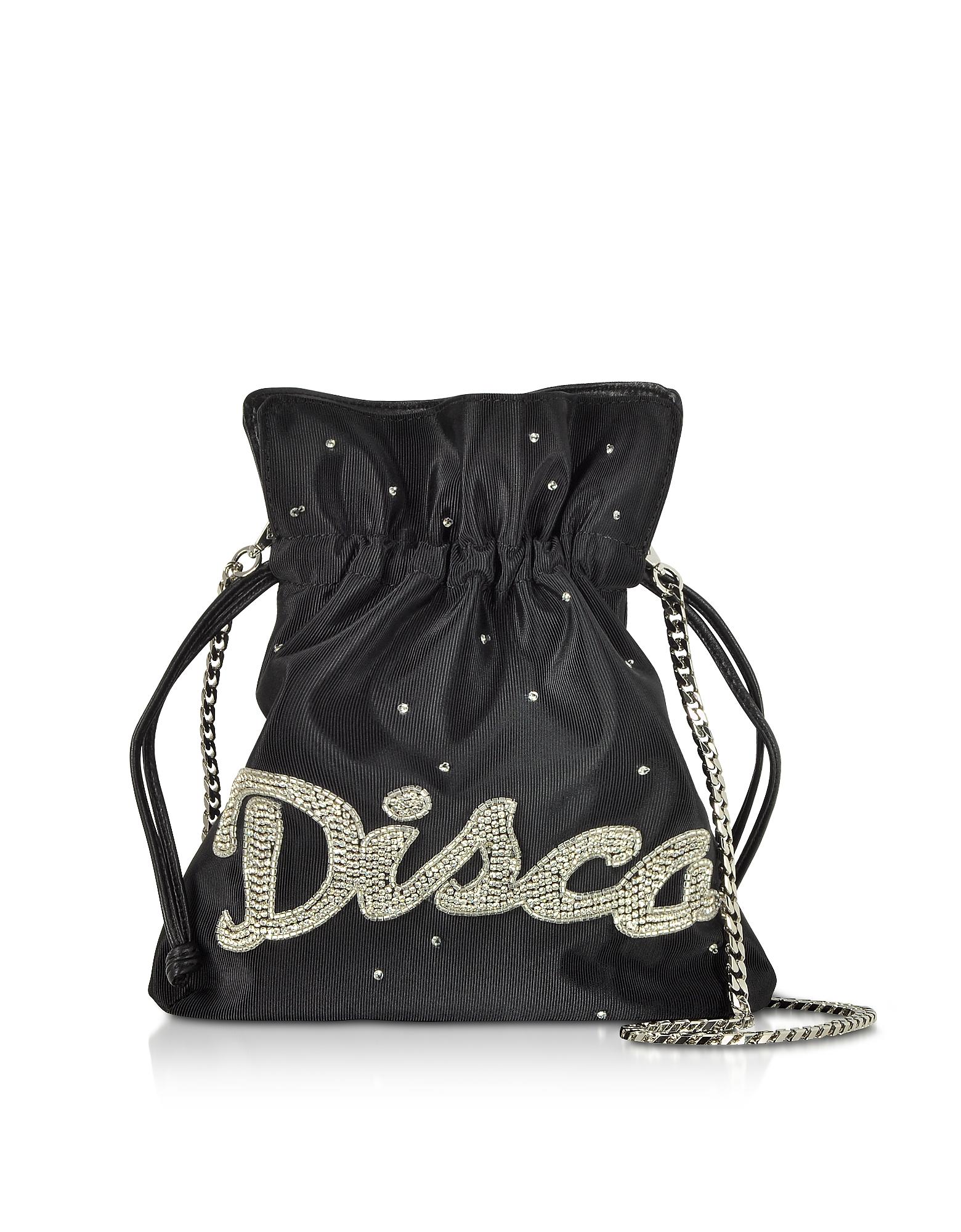 Trilli Disco Strass Bucket Bag