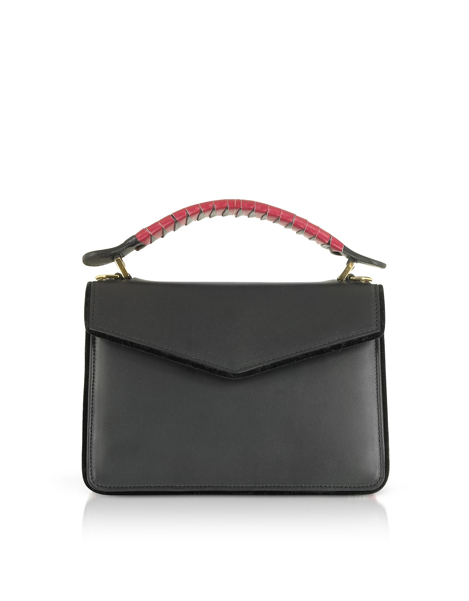 Mini Pixie Tartan Satchel Bag
