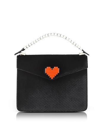 Les Petits Pixie Lolita Velvet Satchel Bag