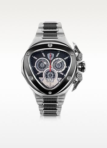 Spyder - Stainless Steel Cronograph Men's Watch - Tonino Lamborghini