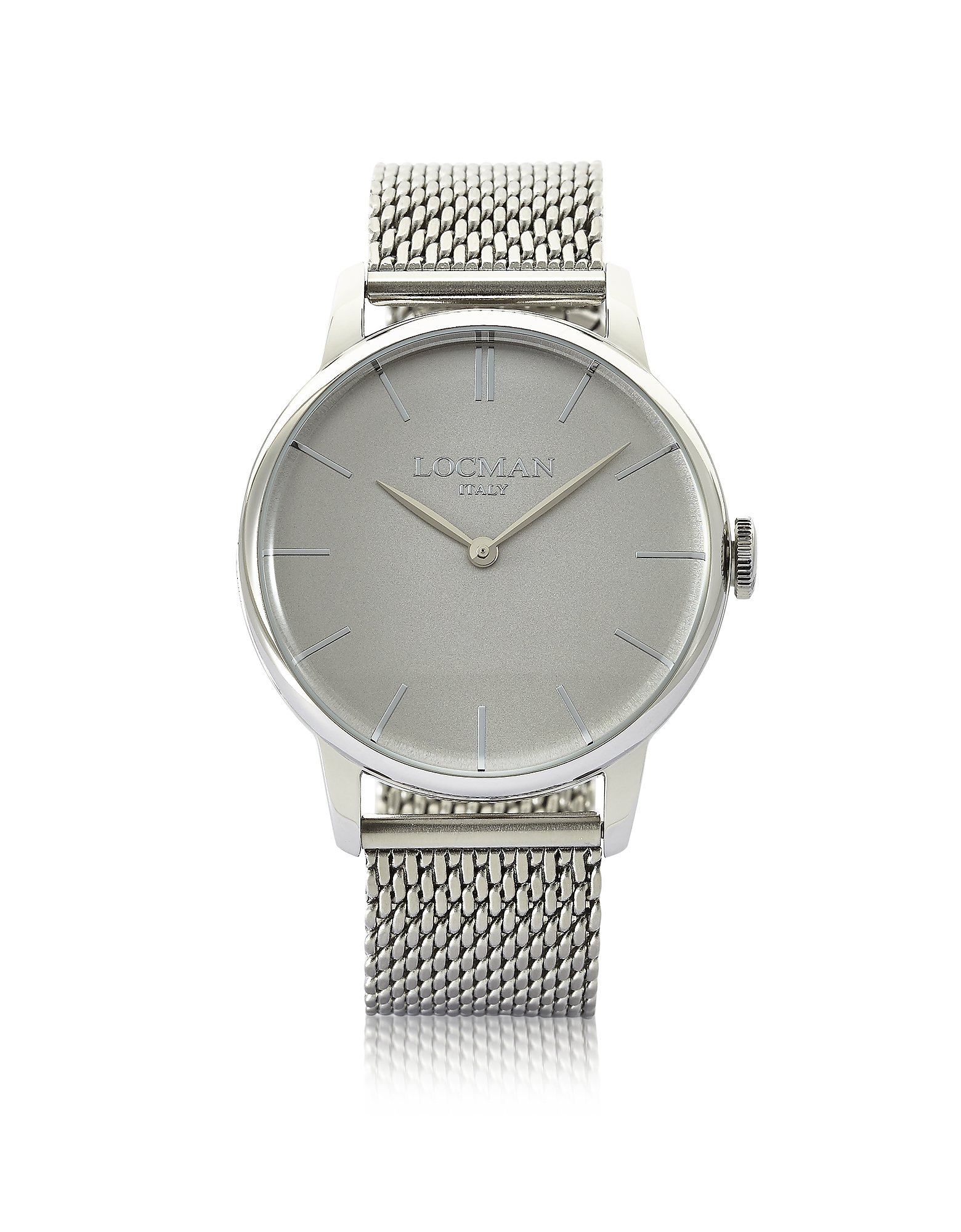 Locman Men's Watches, 1960 Stainless Steel Men's Watch