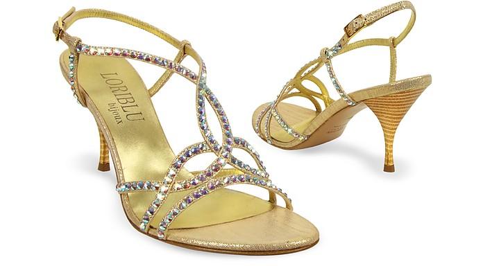Crystal Evening Sandal - Loriblu