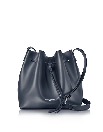 Lancaster Paris - Pur Smooth Leather Bucket Bag