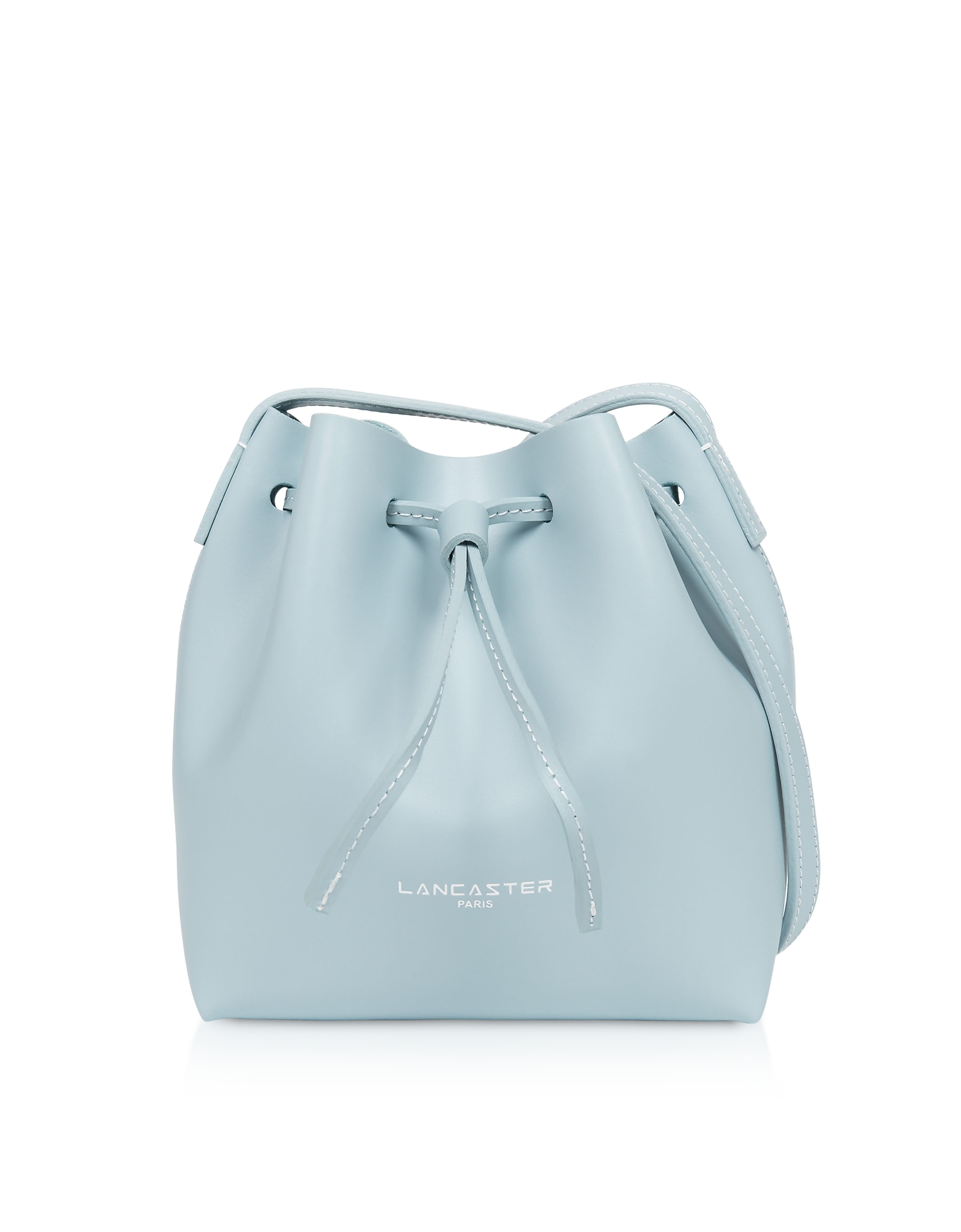 Pur & Element Smooth Mini Bucket Bag