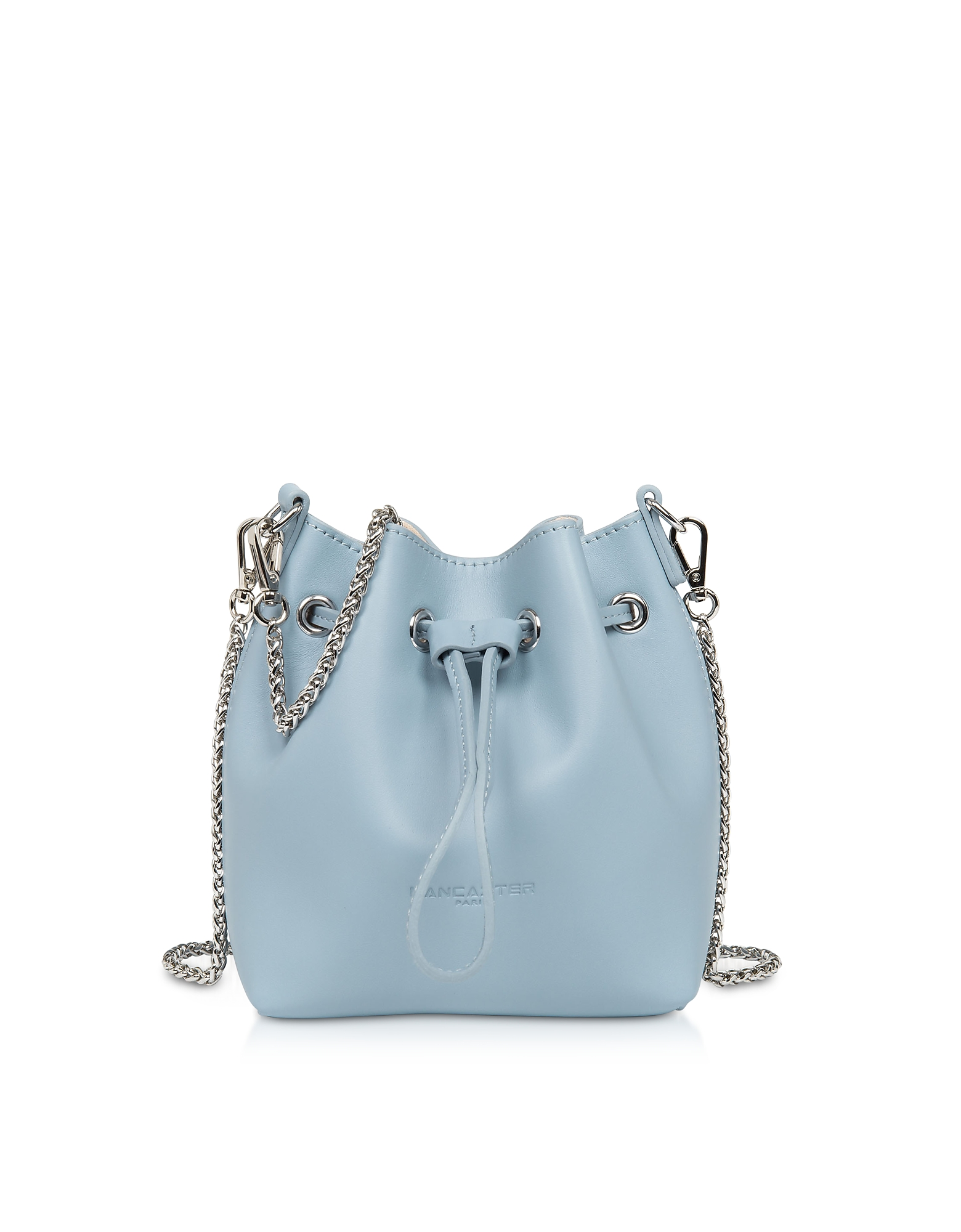 Lancaster Paris Handbags, Treasure and Annae Leather Mini Bucket Bag