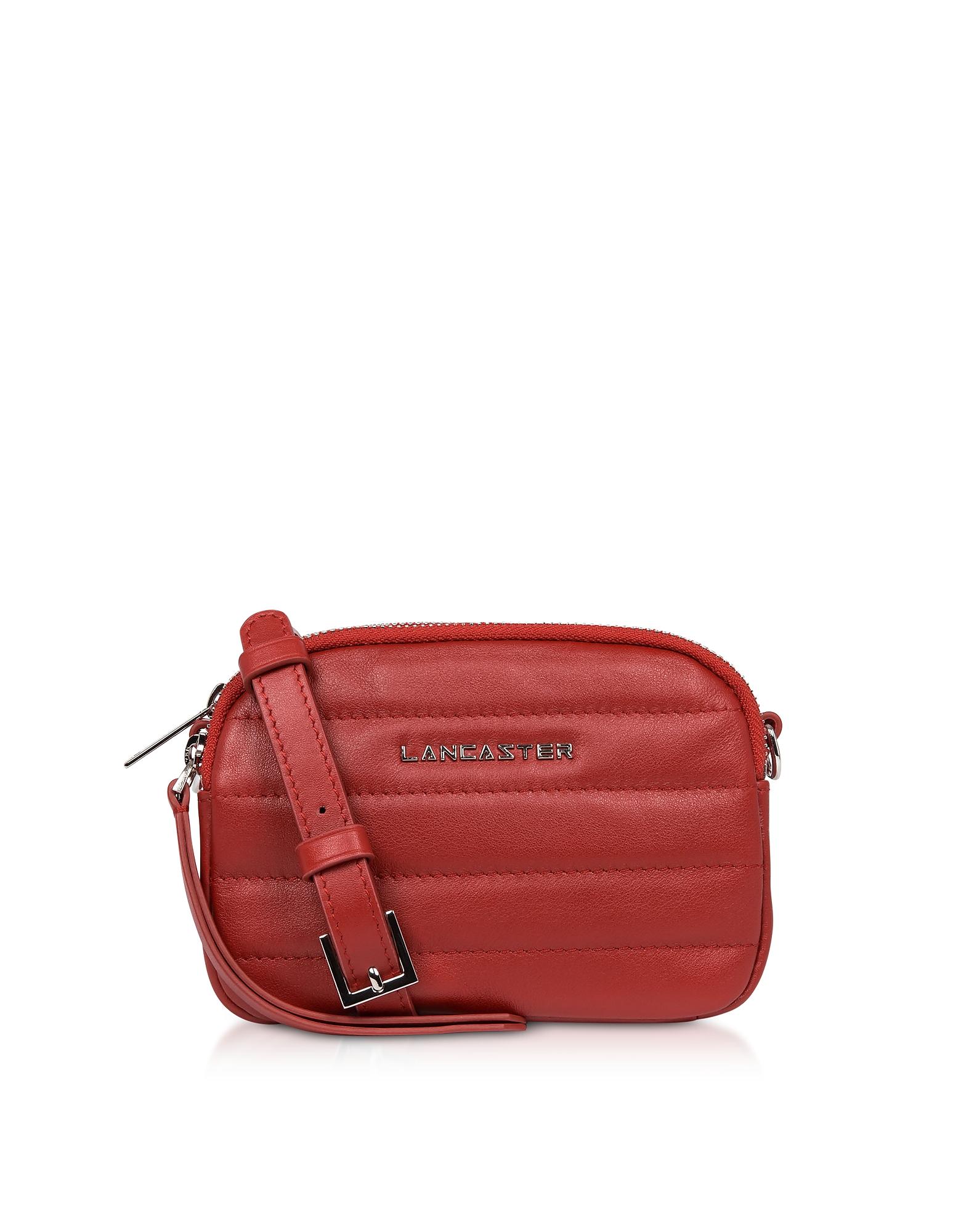 Lancaster Paris Handbags, Parisienne Couture Mini Crossbody Bag