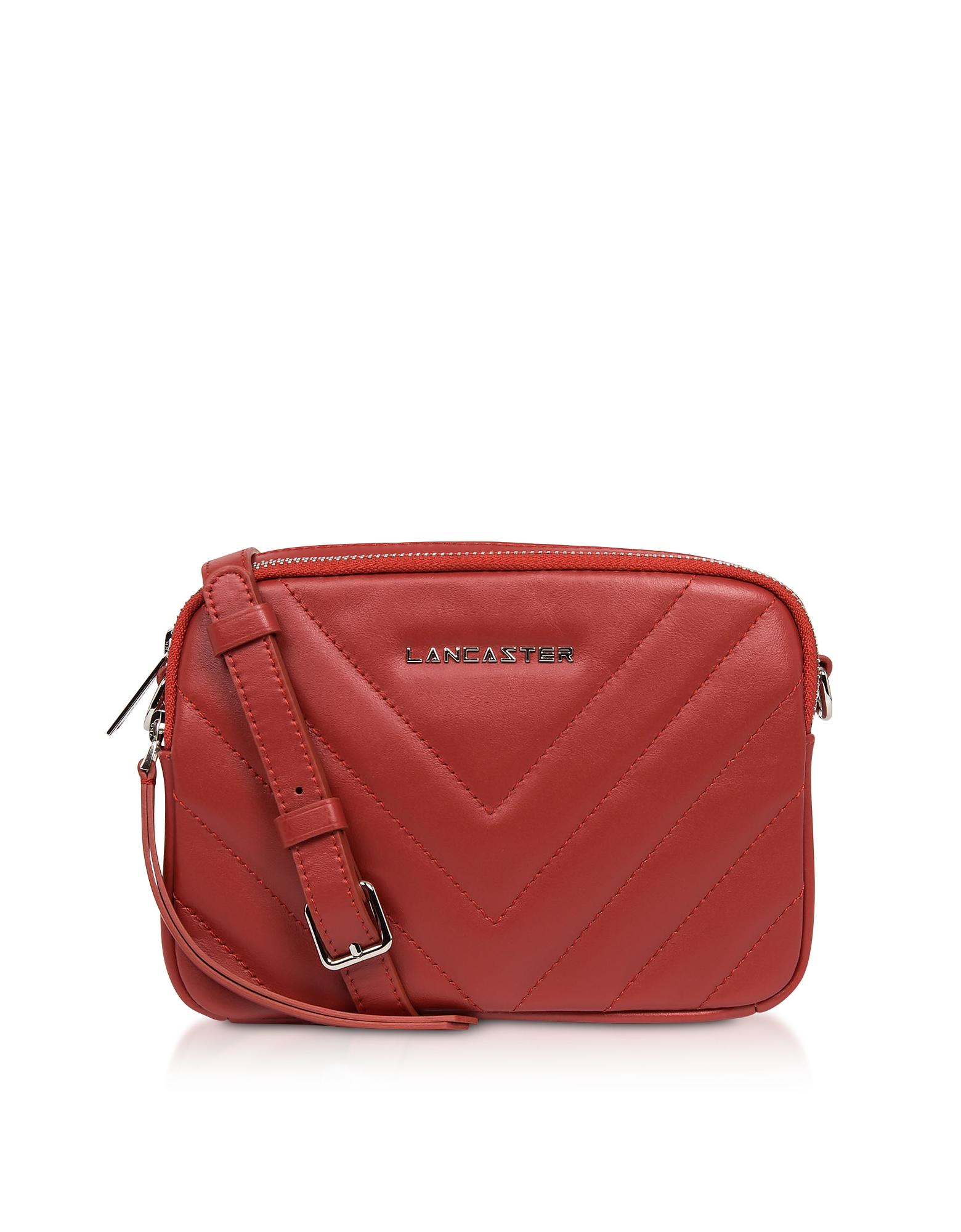 Lancaster Paris Handbags, Parisienne Couture Small Crossbody Bag