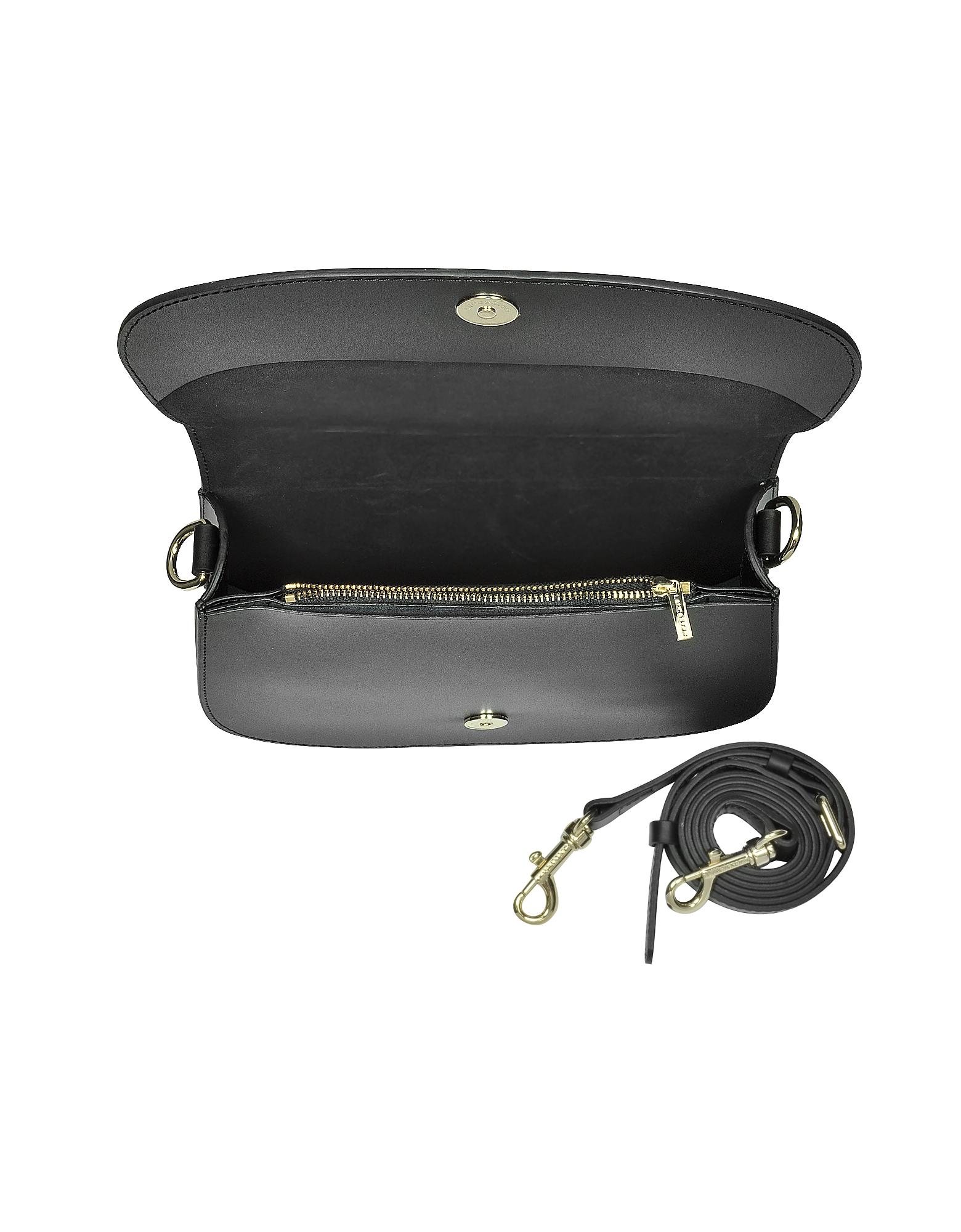 Camelia Leather Crossbody Bag от Forzieri INT