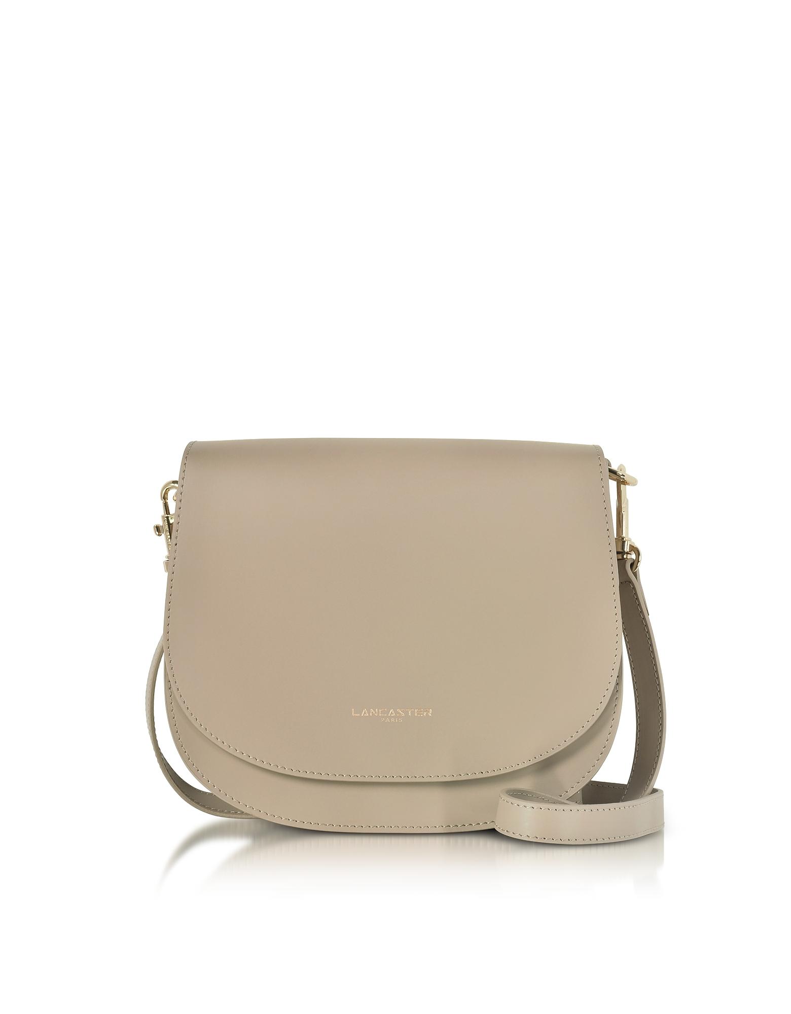 Lancaster Paris Handbags, Camelia Leather Crossbody Bag