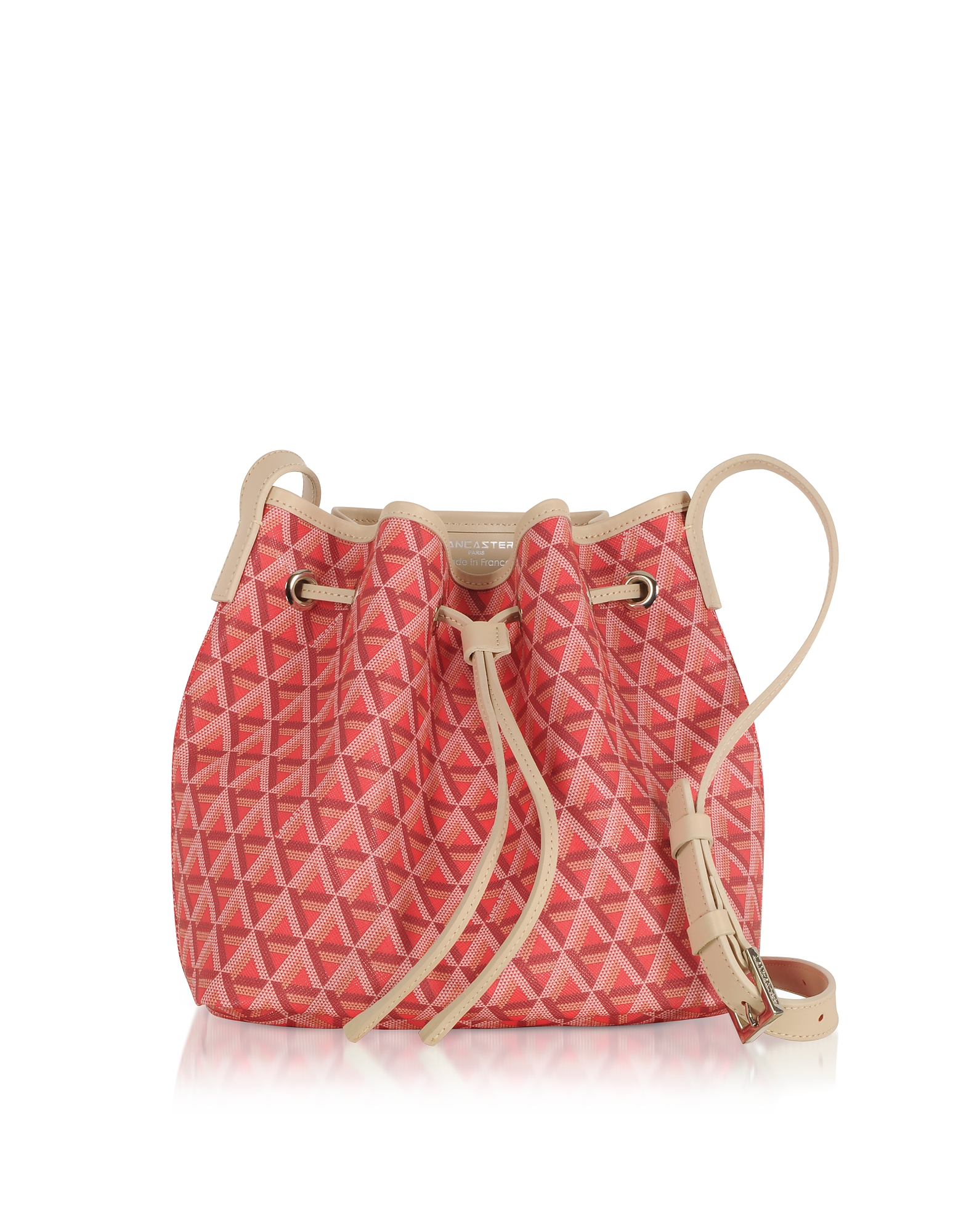 Lancaster Paris Handbags, Ikon Small Bucket Bag