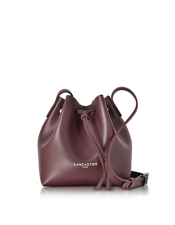 Lancaster Paris - Pur Smooth Leather Mini Bucket Bag