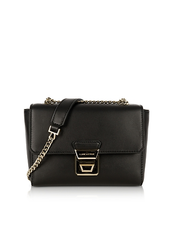 Gena Or Leather Small Crossbody Bag