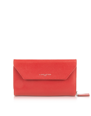 Adele Leather Continental Wallet