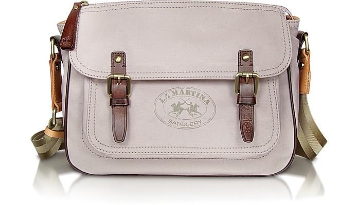 Nobleza - Medium Shoulder Bag - La Martina