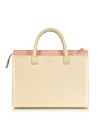 Anniversary Ayers and Leather Tote