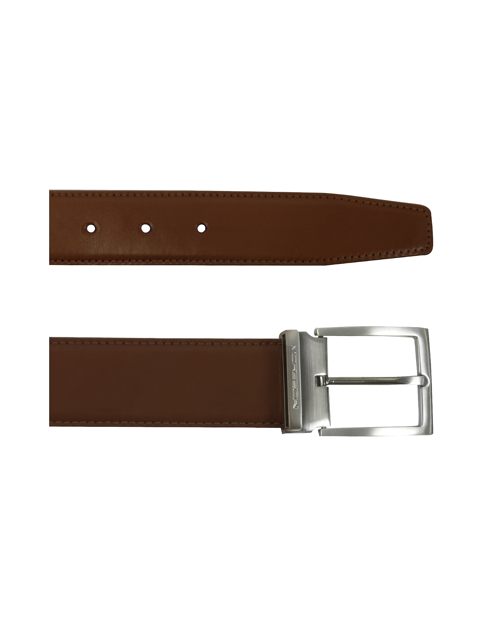 Eton Brown Leather Belt от Forzieri.com INT