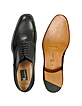 Londra - Black Calfskin Cap Toe Oxford Shoes - Moreschi