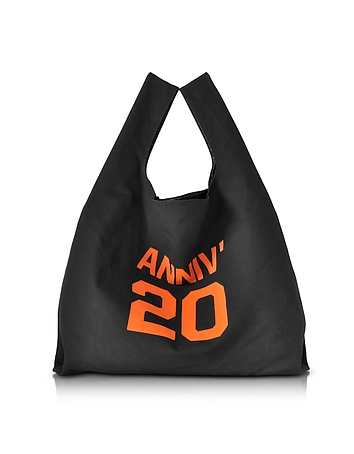 Anniversary 20 Canvas Market Bag